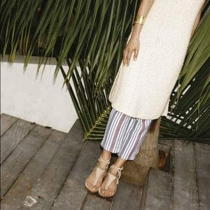 Free people Collins Ankle Cuff Sandal